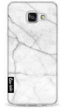 Casetastic Softcover Samsung Galaxy A3 (2016) White Marble
