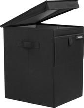 Brabantia Stapelbare wasbox 35 liter (zwart)