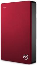 Seagate Backup Plus Portable 5 TB Rood