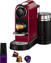 Krups Nespresso Citiz & Milk Cherry Red XN7605 (BE)