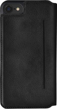 Bugatti Book Case Parigi iPhone 7/8 Zwart