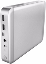 PowerOak K3 Macbook Powerbank 36.000 mAh Zilver