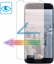 Mobiparts Tempered Glass Anti Blue Light Samsung Galaxy S7