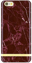 Richmond & Finch Marble Glossy iPhone 7/8 Rood
