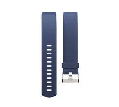 Fitbit Charge 2 Polsband Blue - L