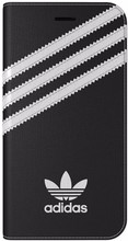 Adidas Originals Booklet case iPhone 7/8 Zwart/Wit