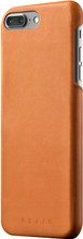 Mujjo Leather Case iPhone 7+/8+ Bruin