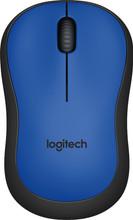 Logitech M220 Silent Draadloze Muis Blauw