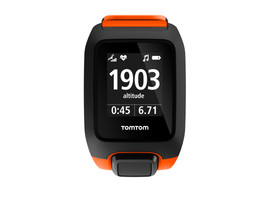 TomTom Adventurer Orange