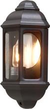 Konstsmide Cagliari Wandlamp Zwart