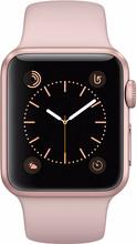 Apple Watch Series 1 38mm Rose Alumium/Rozenkwarts Sportband