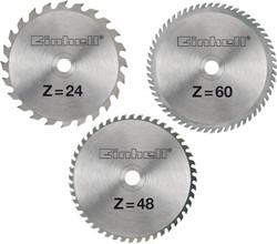 Einhell Zaagbladenset 250x30x3,0