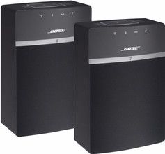 Bose SoundTouch 10 Duo Pack Zwart