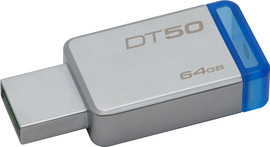 Kingston DataTraveler 50 USB 3.0 64 GB