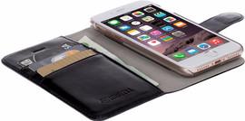 Krusell Ekero 2-in-1 Wallet Case iPhone 7/8 Zwart