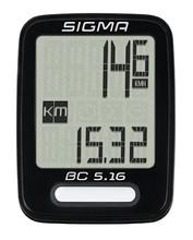 Sigma BC 5.16 Zwart
