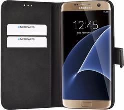 Mobiparts Premium Wallet Case Samsung Galaxy S7 Zwart