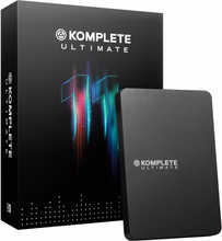 Native Instruments Komplete 11 Ultimate Update v K select