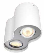 Philips Hue Pillar 2-Spot Wit