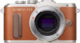 Olympus PEN E-PL8 Body Bruin