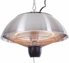 Sunred Gemma 1500 Zilver Terrasverwarmer