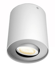 Philips Hue Pillar Single Spot Wit met Dimmer