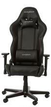 DX Racer RACING Gaming Chair Zwart