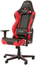 DX Racer RACING Gaming Chair Zwart/Rood