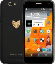 Wileyfox Spark X Zwart
