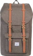 Herschel Little America Canteen Crosshatch/Tan Leather