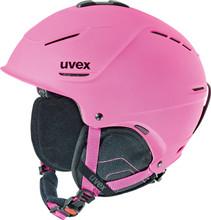 Uvex P1us Pink Matte (52 - 55 cm)