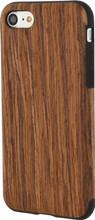 Xccess Wooden TPU Case iPhone 7/8 Walnut