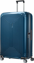 Samsonite Neopulse Spinner 81 cm Metallic Blue