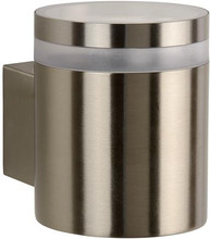 Lucide Basco-LED Wandlamp Zilver