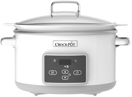Crock-Pot Slowcooker CSC026X 4,7 L