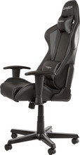 DX Racer FORMULA Gaming Chair  Zwart/Grijs
