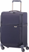 Samsonite Uplite Expandable Spinner 55 cm Blue