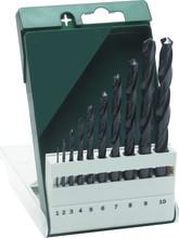 Bosch 10-delige Borenset Metaal HSS-R