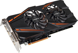 Gigabyte GeForce GTX 1070 Windforce OC 8GB