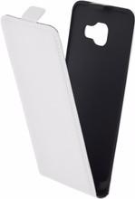 Mobiparts Premium Flip Case Galaxy A3 (2016) Wit
