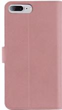 Xqisit Viskan Wallet Case iPhone 7+/8+ Roze