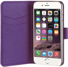 Xqisit Viskan Wallet Case iPhone 7/8 Paars