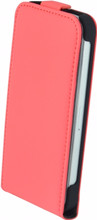 Mobiparts Premium Flip Case iPhone 5/5S/SE Roze