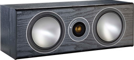 Monitor Audio Bronze Centre (per stuk) Zwart