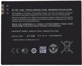 Microsoft Lumia 950 XL Accu 3340 mAh