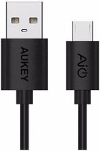 Aukey Micro USB Kabel  5 Pack Zwart