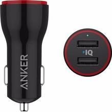Anker PowerDrive Autolader Zwart