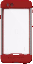 Lifeproof Nuud Apple iPhone 6s Rood