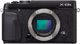 Fujifilm X-E2S Body Zwart