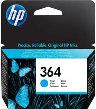 HP 364 Ink Cartridge Cyan